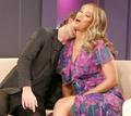 Rob Pattinson bites Tyra! - twilight-series photo