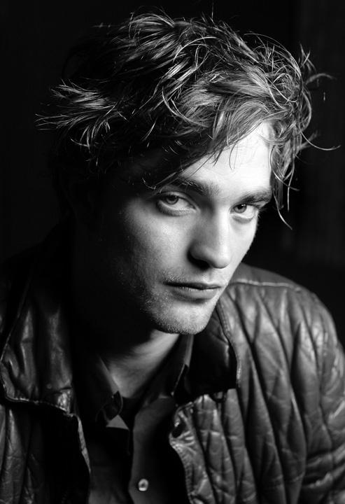 Robert Pattinson Blast Magazine Outtakes