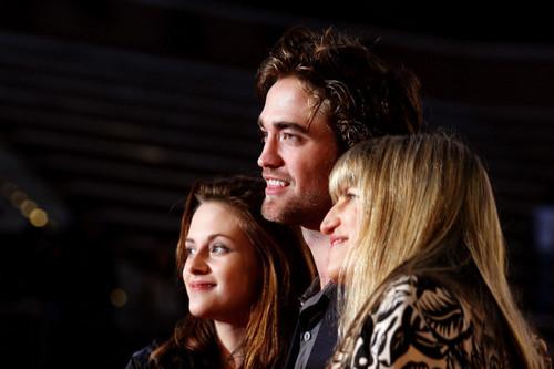 Rome Film Festival-Twilight Premiere