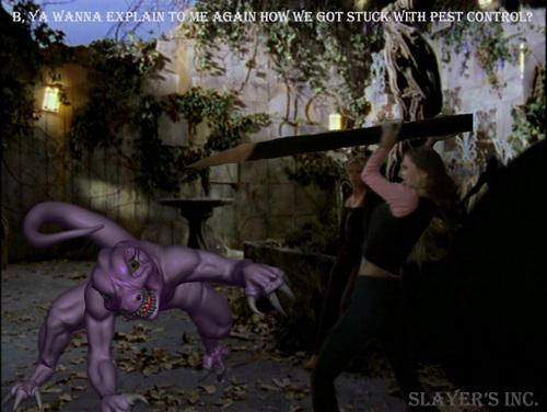 Slayer's Inc.