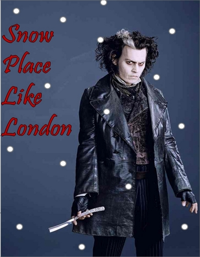 Snow Place Like London