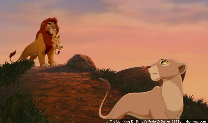 The Lion King 2 - The Lion King - 163.7KB