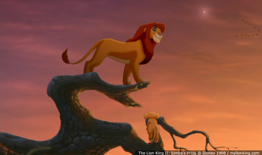The Lion King 2 - The Lion King - 136.2KB