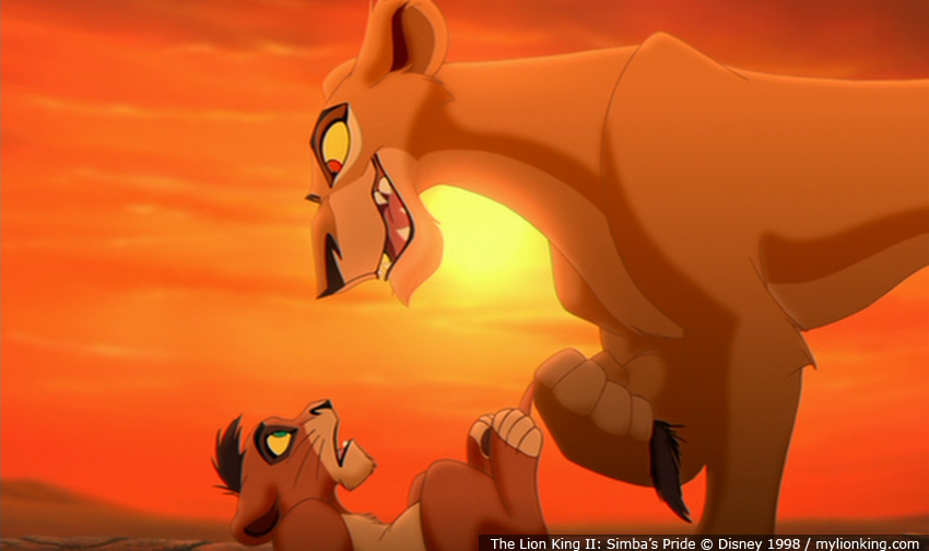 The Lion King 2...