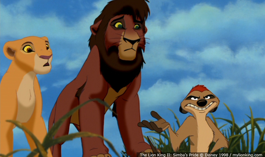 Watch The Lion King 2: Simba's Pride Online Free
