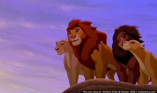 The Lion King 2:Simba's Pride images The Lion King 2 HD wallpaper and background photos