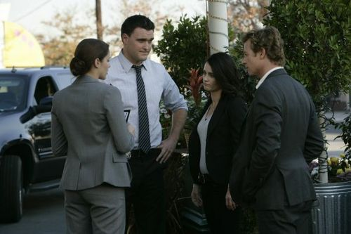 The Mentalist- 1.12 - Red ron