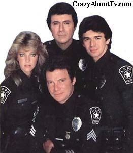 The T.J Hooker Team!