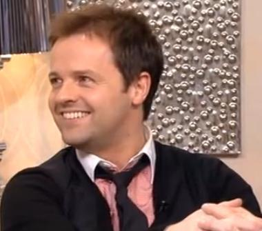 declan donnelly engaged