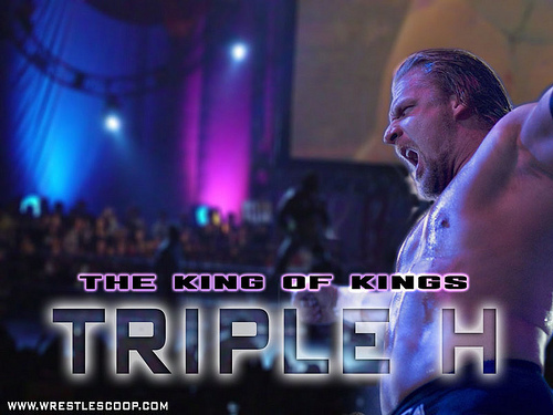 Triple h - triple-h-and-stephanie-mcmahon Photo