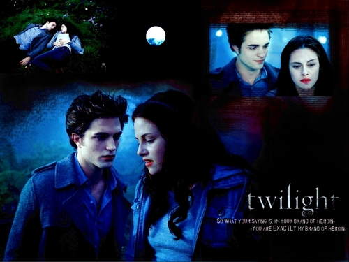 Twilight Bella And Edward.