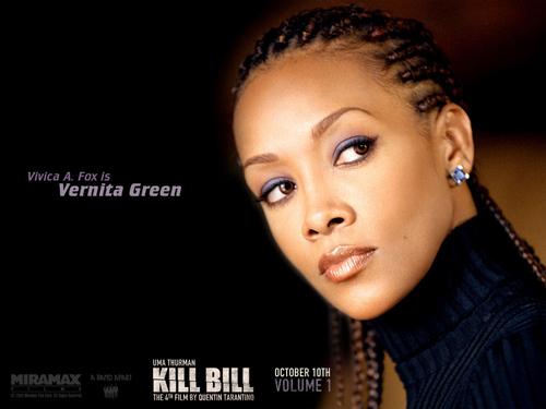 Vernita Green of Kill Bill