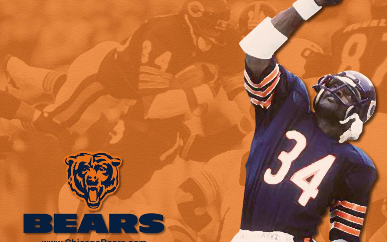 Walter Peyton - Chicago Bears