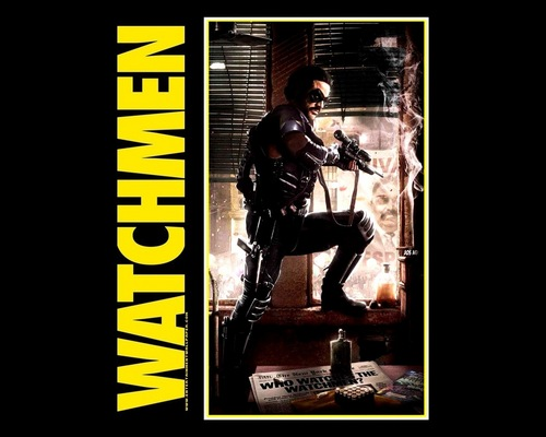 Watchmen - O Filme