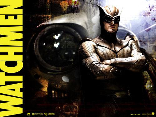 Watchmen official movie kertas dinding