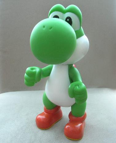 Yoshi figurine