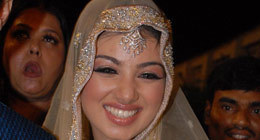 ayesha takia wedding - celeb-weddings Photo