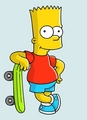 bart_simpson - the-simpson-kids photo
