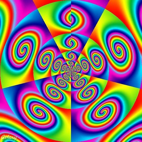 color spirals