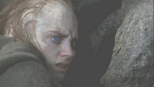 deleted scene: Frodo becomes like Gollum