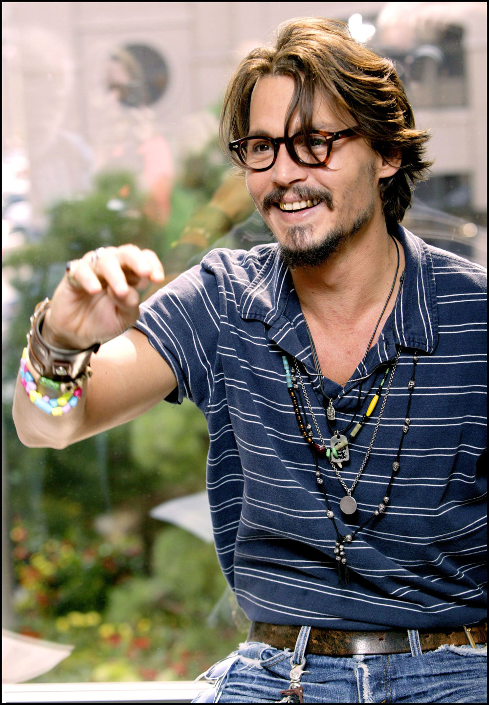 johnny depp is the sexiest actor in the world