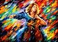 painting - colors fan art