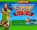 sky high wallpaper  - danielle-panabaker wallpaper