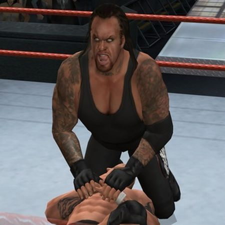 smackdown vs raw 2008 undertaker - wwe smackdown! vs raw 450x450