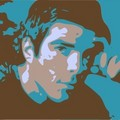 zach graphic - zachary-quinto fan art