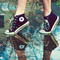 After it Rains - converse photo