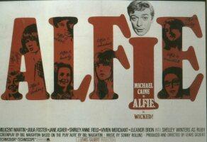 Alfie Postcard