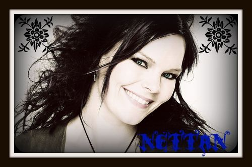 Nightwish wallpaper containing a portrait called Anette