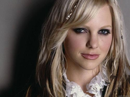 Anna Faris wallpaper containing a portrait called Anna
