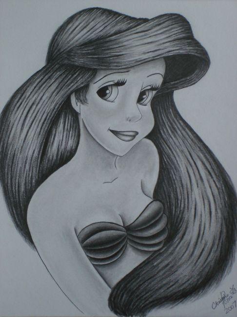 Ariel drawing!