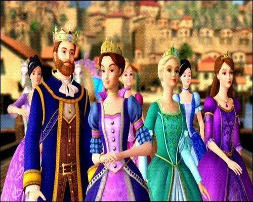 Barbie upravil Ostrovní princezna - Barbie - editovat - - Ostrov - princezna