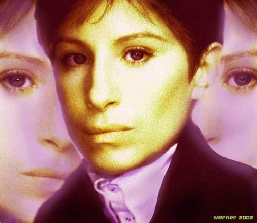 Barbra Streisand hình nền containing a business suit and a suit called Barbra Streisand in Yentl