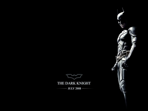 Batman in &#39;The Dark Knight&#39; - batman Wallpaper