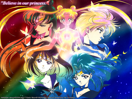 Believe in our Princess