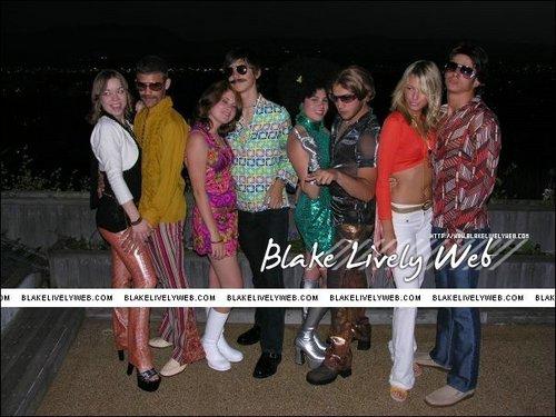 Blake Halloween