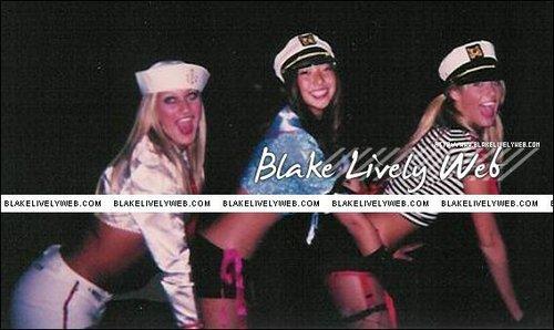 Blake Хэллоуин