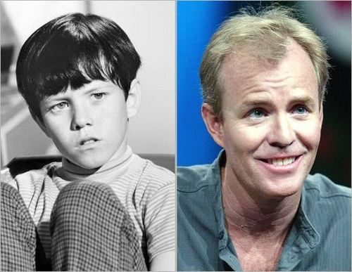 The Brady Bunch wallpaper entitled Bobby Brady....Then and Now