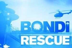 Bondi Rescue Logo