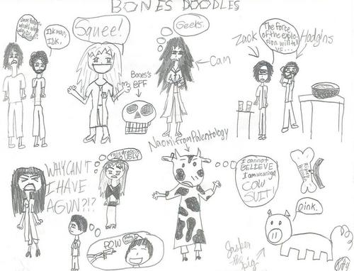Кости Doodles