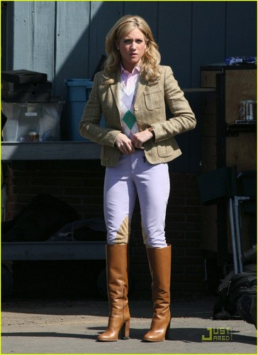 Brittany Snow as Lily Rhodes - (FIRST LOOK)