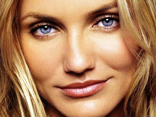 Cameron Diaz wallpaper with a portrait entitled Cameron