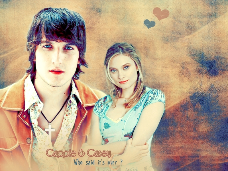 Cappie and casey casey and cappie wallpaper 4760416 fanpop