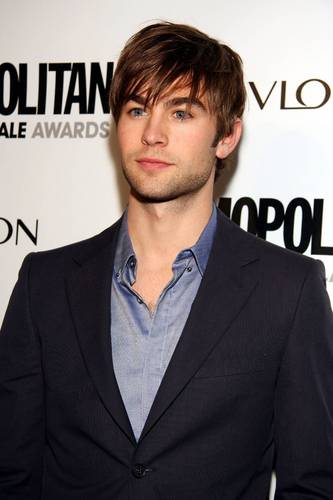 Actor Chace Crawford arrives at the 46th Annual Academy Of