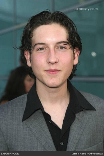 Chris Marquette (Charlie Linderman)