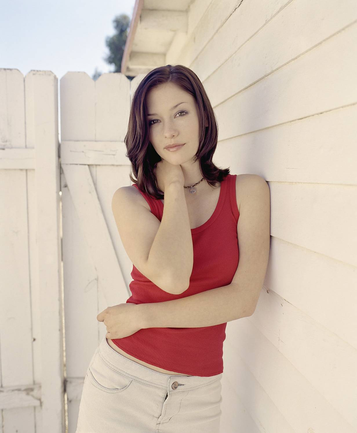Chyler Leigh - Photo Set