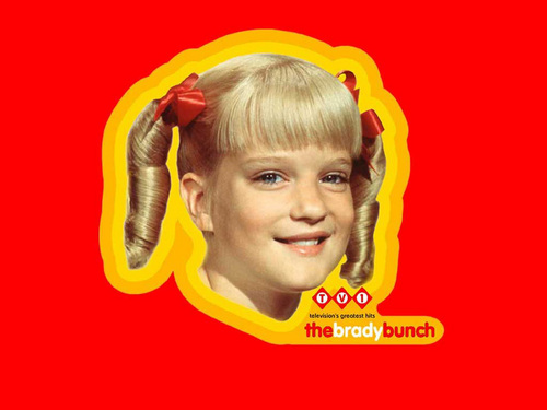 Cindy Brady wallpaper